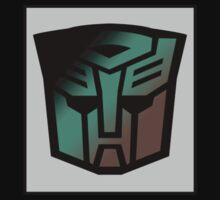 Transformers - Autobot Rubsign by Dave Brogden