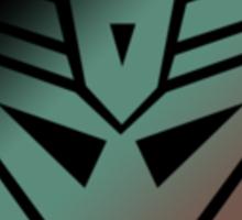 Transformers - Decepticon Rubsign Sticker