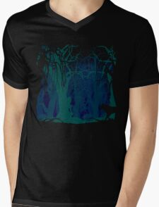 Don't go into the Woods Mens V-Neck T-Shirt
