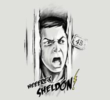 Here's Sheldon Unisex T-Shirt