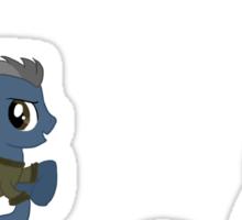 Tiny Stargate Pony Stickers Sticker