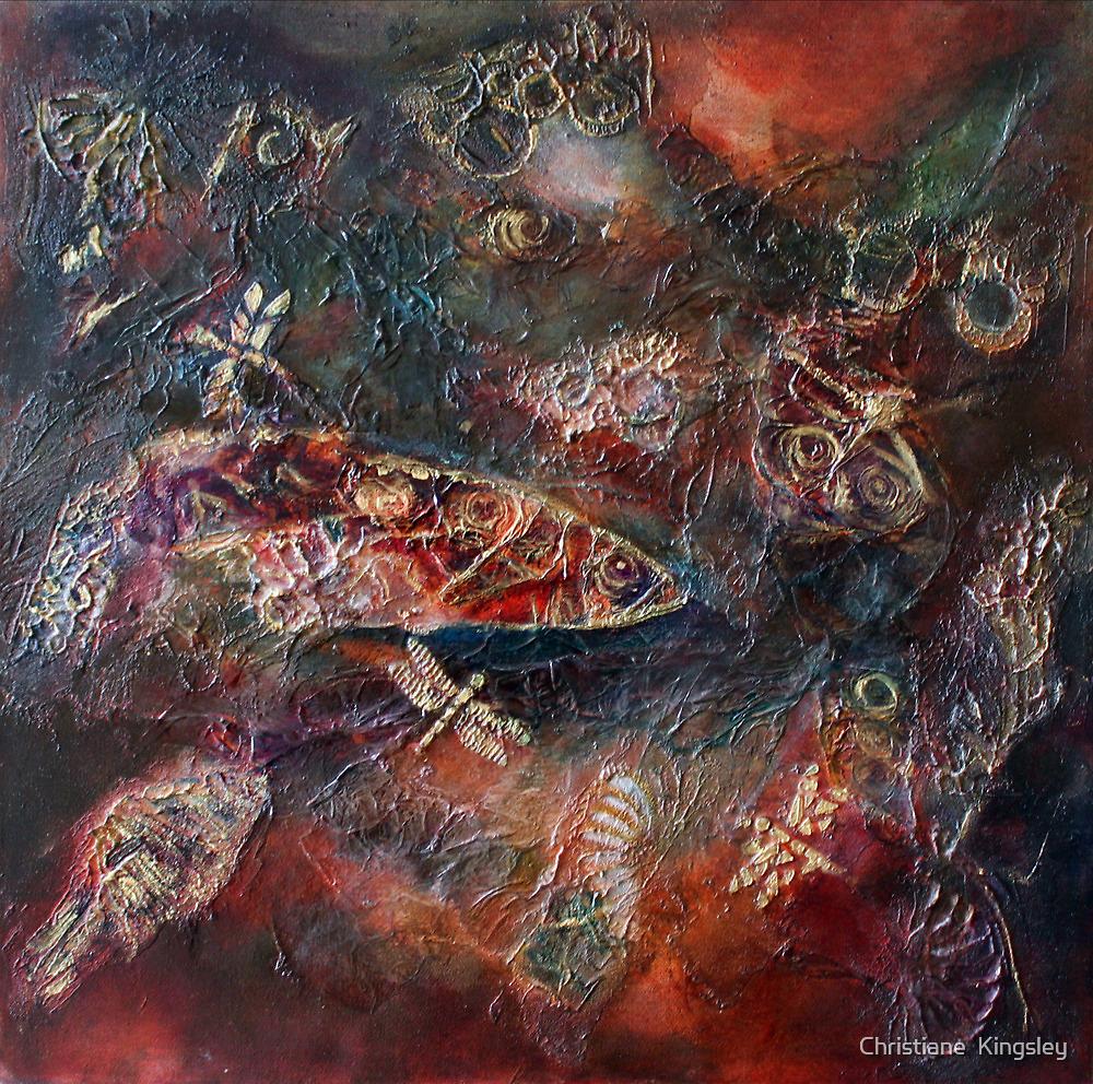 Lake Fantasia by Christiane  Kingsley