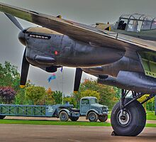 Bomber Command 1944 - HDR by Colin J Williams Photography