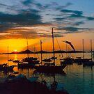 Cruz Bay by Imagery