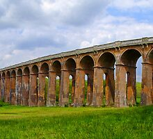 Balcombe Viaduct Panorama - HDR by Colin J Williams Photography