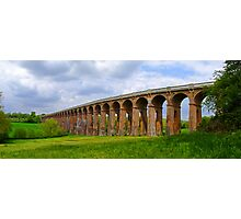 Balcombe Viaduct Panorama - HDR Photographic Print
