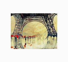 Under the Eiffel Tower Unisex T-Shirt