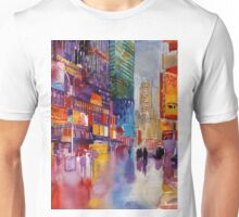 Walk in New York Unisex T-Shirt