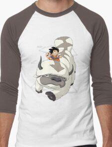 Yip Yip Men's Baseball ¾ T-Shirt
