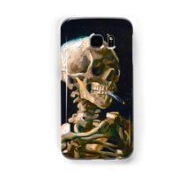Head of a Skeleton with Lit Cigarette - Vincent van Gogh Samsung Galaxy Case/Skin