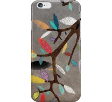 iphone case landscape blooming flowers iPhone Case/Skin