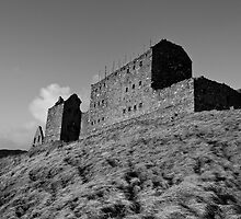 Ruthven barracks by BastiaanImages