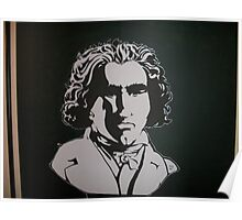 """"""" BEETHOVEN """" Poster"""