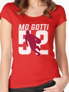 Mo Gotti Women's Fitted Scoop T-Shirt