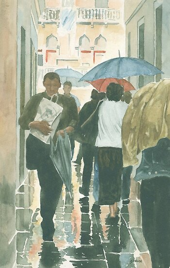 Summer Rain by ian osborne