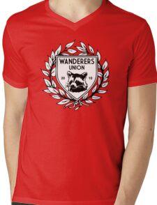 Wanderers Union Mens V-Neck T-Shirt