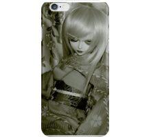 Mitsu B/W iPhone Case/Skin