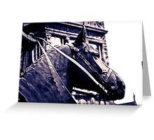Bremer Horse Greeting Card