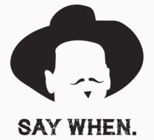Say when. by muskitt