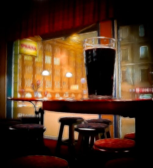 Friday Night Beer by Ari Salmela
