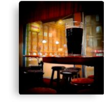 Friday Night Beer Canvas Print