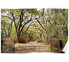 St. Francisville 381 Poster