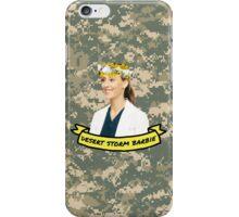 Desert Storm Barbie iPhone Case/Skin