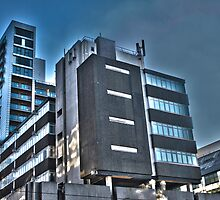 Office Block by david261272