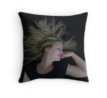Hey! Sweet Dreamer Throw Pillow