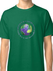 earth day kids Classic T-Shirt