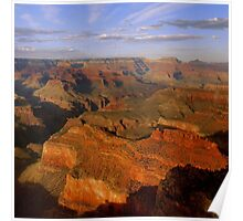 Grand Canyon Evening Poster