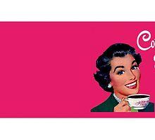 Coffee Slut by cussingcups