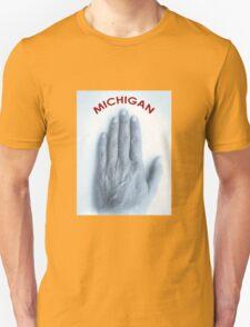 a Michigander's t-shirt T-Shirt