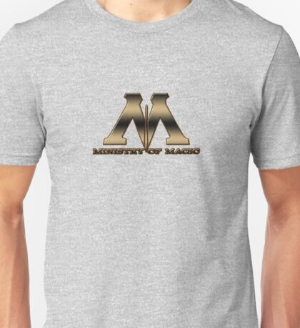 ministry of magic 2 Unisex T-Shirt
