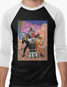 Danger, Will Robinson! Men's Baseball ¾ T-Shirt