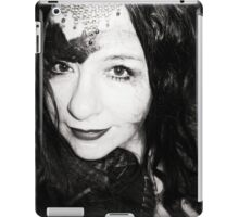 Touched by the hand of Chris iPad Case/Skin