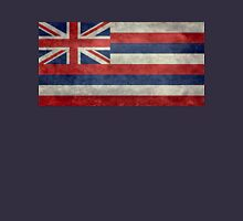 State Flag of Hawaii,  retro style vintage 1-2 scale version T-Shirt
