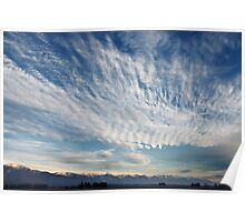 under the big sky Poster