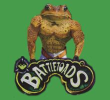 Battletoads! Children's version available! by Rainbowdropz