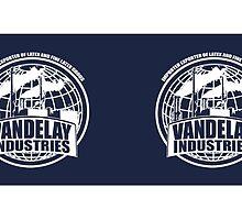 Vandelay Industries by cussingcups