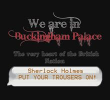 Sherlock Holmes - BBC Version by Fyl23
