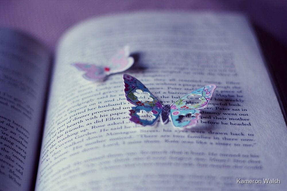 Butterflies by Kameron Walsh