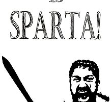 This is SPARTA! by NuttyRachy