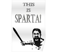 This is SPARTA! Poster