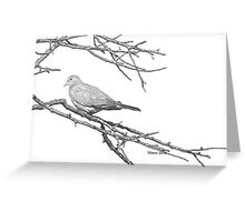 Why would you leave me...? Greeting Card