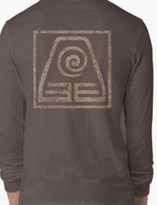 Earth Nation logo Long Sleeve T-Shirt