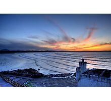 Enniscrone Photographic Print