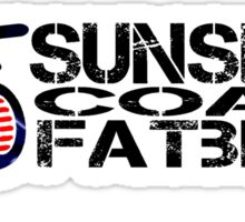 SUNSHINE Coast Fatbikes - Light Sticker