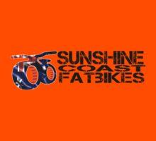 SUNSHINE Coast Fatbikes - Light Kids Tee