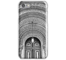 Masonic Temple. iPhone Case/Skin